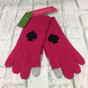Kate Spade Begonia Bloom Women's Gloves